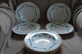 Antique Davis Collamore Minton China Bowls 98888 9 - €199,73 EUR