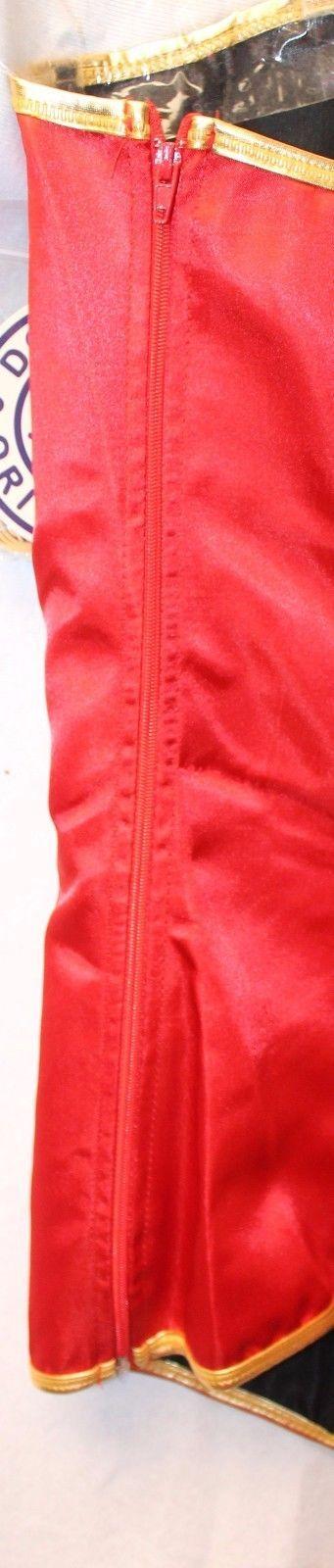 35306d880c NEW TORRID WOMENS PLUS SIZE 4X 4XL WONDER WOMAN COSPLAY SUPERHERO CORSET  BUSTIER