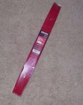 """Craftsman 22"""" Mulching/Bagging Blade, Red, BRAND NEW - $13.96"""