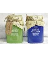 LA BELLA Provincia Aromatherapy Body Scrub Eucalyptus OR  Jasmine Lavender  - $11.69 CAD+
