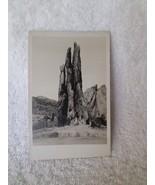 1907-08 RPPC POSTCARD 3 Graces Garden of the Gods Colorado Springs CYKO - $4.00