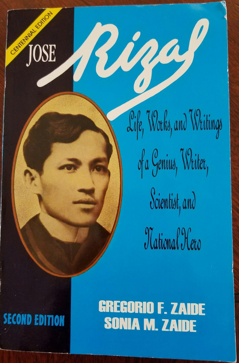 jose rizal life works and writings Documents similar to rizal life works writings summary 1 skip carousel carousel previous carousel next chapter 1,2,3 of jose rizal's life, works, and writings.