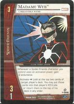 2004 Upper Deck Marvel VS System #MSM003 Madame Web - $0.50