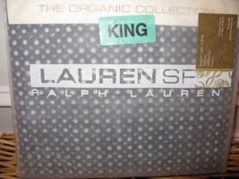 Ralph Lauren ISLAND RETREAT Dot Full Fitted Sheet - $46.50