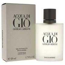 Giorgio Armani Acqua Di Gio Eau De Toilette Spray for Men, 1.7 (1.7oz|Wh... - $74.15