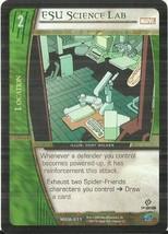 2004 Upper Deck Marvel VS System #MSM011 ESU Science Lab - $0.50