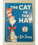 The Cat In The Hat by Dr. Seuss Children's Book - $9.00