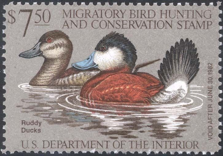 RW48, DUCK STAMP VF OG NH - LOW PRICE!
