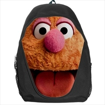 backpack school bag muppets fozzie  - $39.79