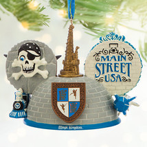 Disney Parks Store Magic Kingdom Ear Hat Ornament - Walt Disney World Di... - $29.65