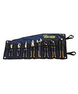 Locking Pliers Tool Set Groove Lock Vice Grip Tools Adjustable Long Hand... - £82.26 GBP