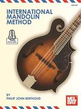 International Mandolin Method/Book/Online Audio... - $19.99