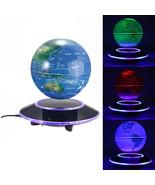 Magnetic Levitation Floating globe 6 inch Amazing Office House Decor Col... - $98.42