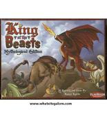 KING OF THE BEASTS Mythological Edition card game - $13.00