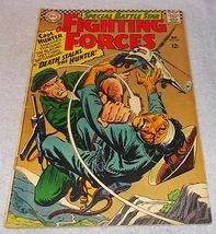 DC Comic Book Our Fighting Forces No 100 Capt Hunter 1966 - $7.00
