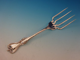 """Old Colonial by Towle Sterling Silver BBQ Serving Fork 7 1/2"""" Custom Made - $189.05"""