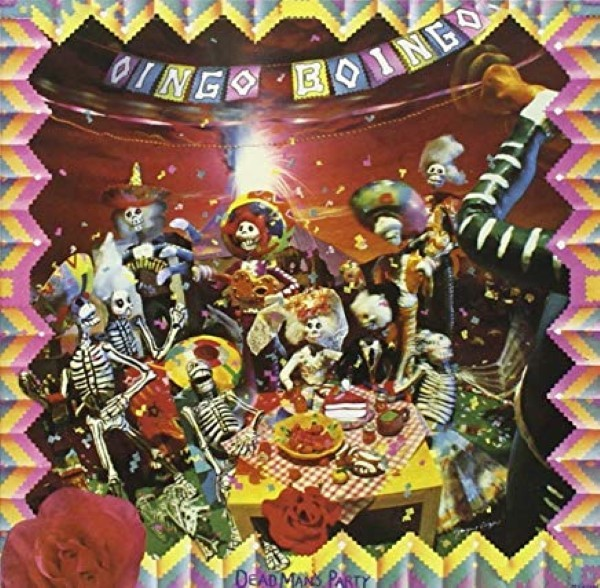 Dead Man's Party by Oingo Boingo Cd