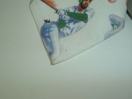 Vtg Ralph Marlin 1991 Neck Tie Oakland A's Athletics Baseball Tim Petersen image 5