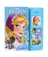 NEW 2014 Disney Frozen Anna's Friends Sound Book - $12.86