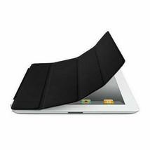 Apple Ipad Smart Cover Leather Black MC947LL/A  EUC - $9.90