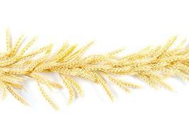 "CraftMore Rustic Farmhouse Poseable Fall Wheat Garland 72"" image 2"
