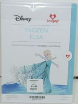 Lovepop LP2101 Disney Frozen Elsa Pop Up Card White Envelope Cellophane Wrapped image 6