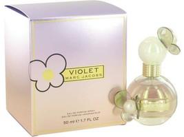 Marc Jacobs Violet Perfume 1.7 Oz Eau De Parfum Spray image 6