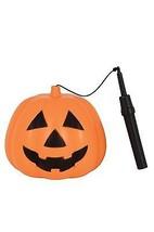 Pumpkin Lantern, (Battery), Medium, Halloween Accessory Prop/Decoration - $7.12