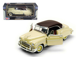 1950 Chevrolet Bel Air Cream 1/24 Diecast Model Car by Motormax - $31.90