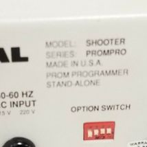 LOGICAL DEVICES INC. MODEL: SHOOTER PROM PROGRAMMER SERIES: PROMPRO image 4