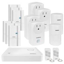 Uniden AppHome Smart Home Security System w/6x Window/Door Sensors, 4x P... - $153.92