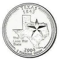 2004-D Texas Brillant Gem UNC État Quarts Nous Avoir - $2.76