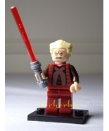 CHANCELLOR PALPATINE Star Wars Minifigure +Stand Revenge of the Sith Sky... - $6.00