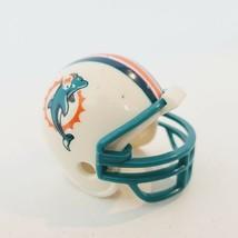 Riddell Miami Dolphins Pocket Pro Mini Football Helmet 2011 Nfl - $5.89