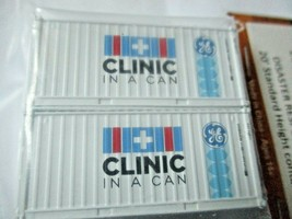 Jacksonville Terminal Company # 205323 Clinic In A Can  20' Standard Container image 1