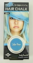 NEW Splat Hair Chalk Pastel Color Highlights Silver Moon Temporary 3.5 Grams image 2