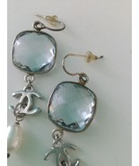 Thad Kline Channel Collection Hanging Earrings - $75.00