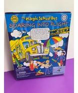 Magic School Bus Soaring into Flight Scholastic Young Scientists Club Gr... - $12.19