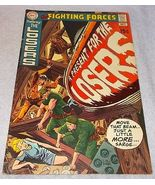 DC Comic Book Our Fighting Forces The Losers No 127 1970 - $9.95