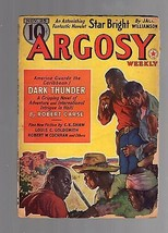 Vintage issue of Argosy weekly for November 25,... - $23.76
