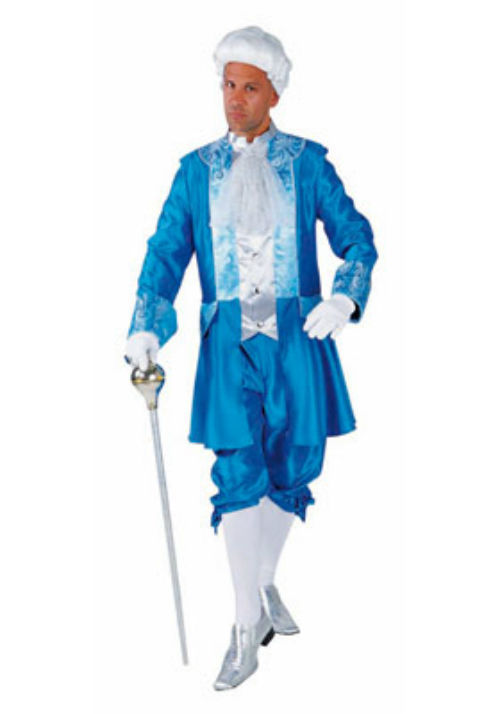 Prince Charming / Marquis - Turquoise / Silver