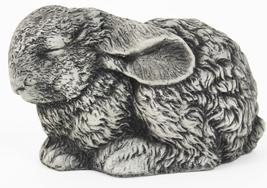 Sleeping Bunny Ornamental Statue  - $39.00