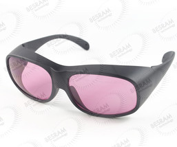 740nm-850nm OD5+ 780nm–830nm OD6+ Laser Protective Goggles Safety Glasses 32# CE - $45.79