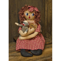 GXPR105879 Macy Doll with Sock Monkey  - $23.95