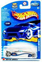 Hot Wheels - Greased Lightnin' - 2002 - #239 - $3.75