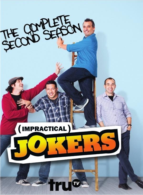 Send · Impractical jokers ...