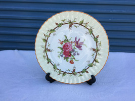 "Royal Worcester FLORENCE Replacement Dinner Plate 10 3/4"" Discontinued Pattern - $22.49"