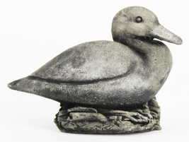 Small Duck Concrete Statue - $36.00