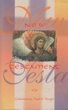 New Testament ~ Contemporary English Version ~ American Bible Society ~ LN - $9.65
