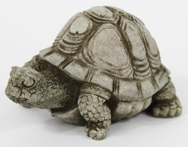 Small Turtle Concrete Statue - $36.00